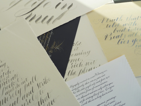 calligraphy-compilation