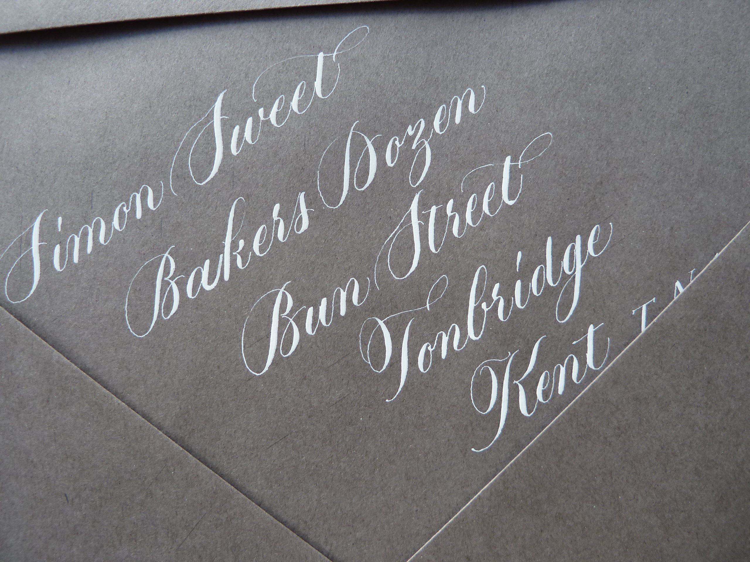 Quirky Calligraphy Uk Wonky Words