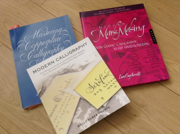 calligraphy-books-for-learning-and-inspiration-uk