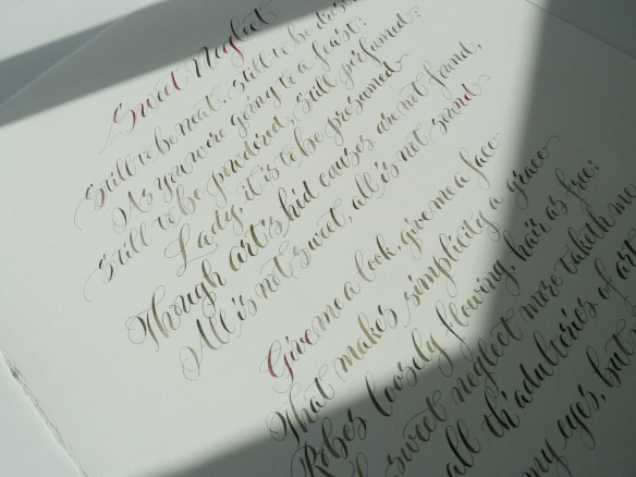 poem-sweet-neglect-hand-written-calligraphy