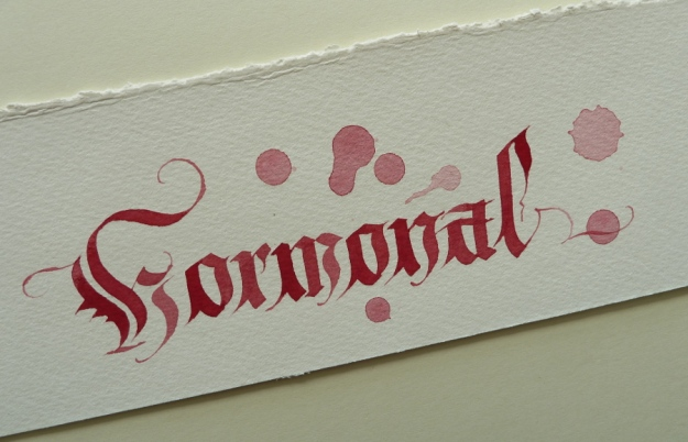 gothic-practice-lettering-word-uk