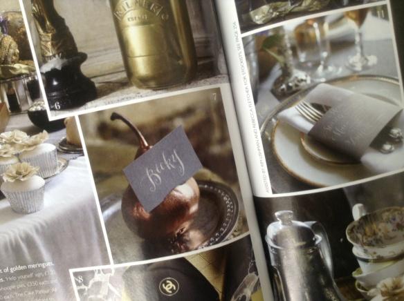 calligraphy-place-card-in-wedding-magazine-dec-jan-2012-uk
