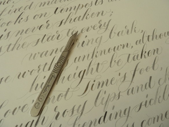calligraphy-painting-of-pointed-pen-calligraphy-uk