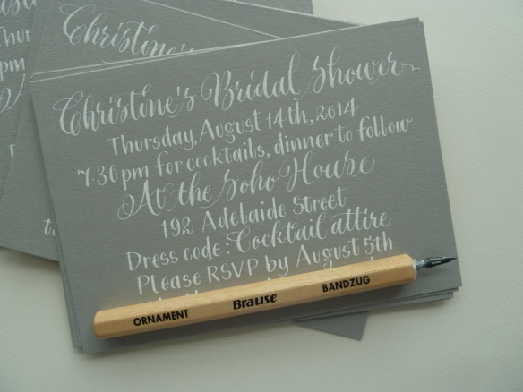 white-on-grey-modern-calligraphy-for-invitation-uk