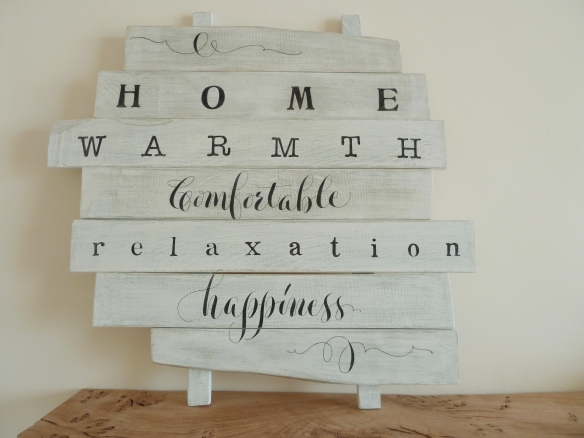 wooden-sign-with-calligraphy-style-lettering-devon-uk