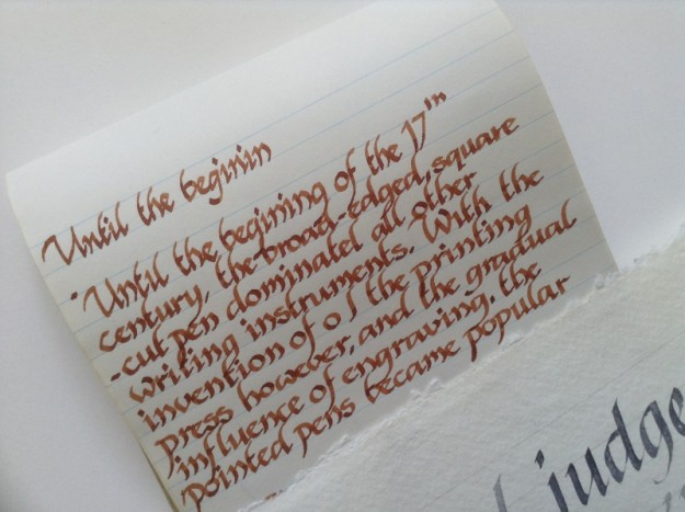 first-attempt-at-calligraphy
