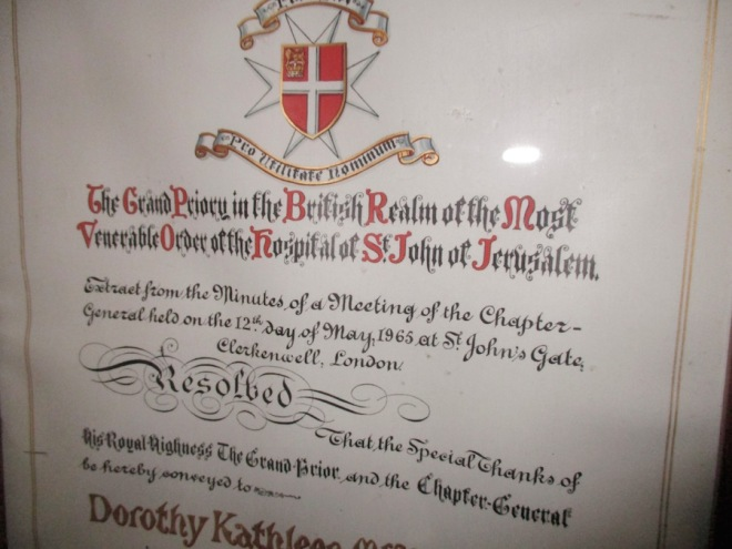 old-certificate-calligraphy-redruth-old-cornwall-society-town-museum