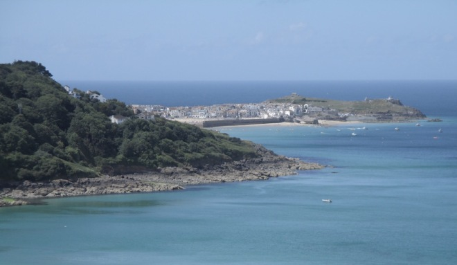 st-ives-from-carbis-bay-cornwall-uk