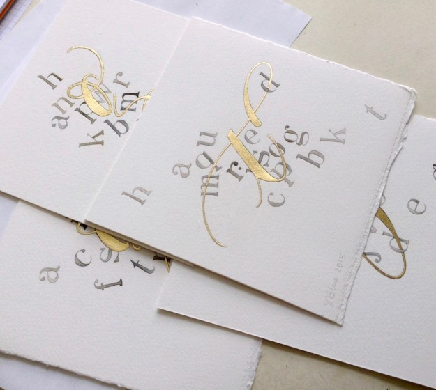 gilded-letters-and-modern-calligraphy-uk