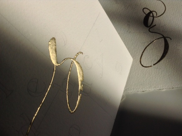 gilded-letters-calligraphy-uk