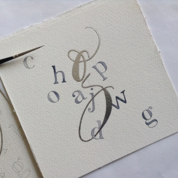 gilding-with-silver-leaf-letter-g-uk