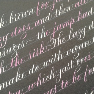 pink-and-white-copperplate-calligraphy-blog-post-uk