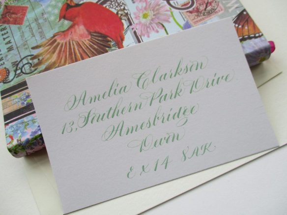 calligraphy-addressing-service-uk