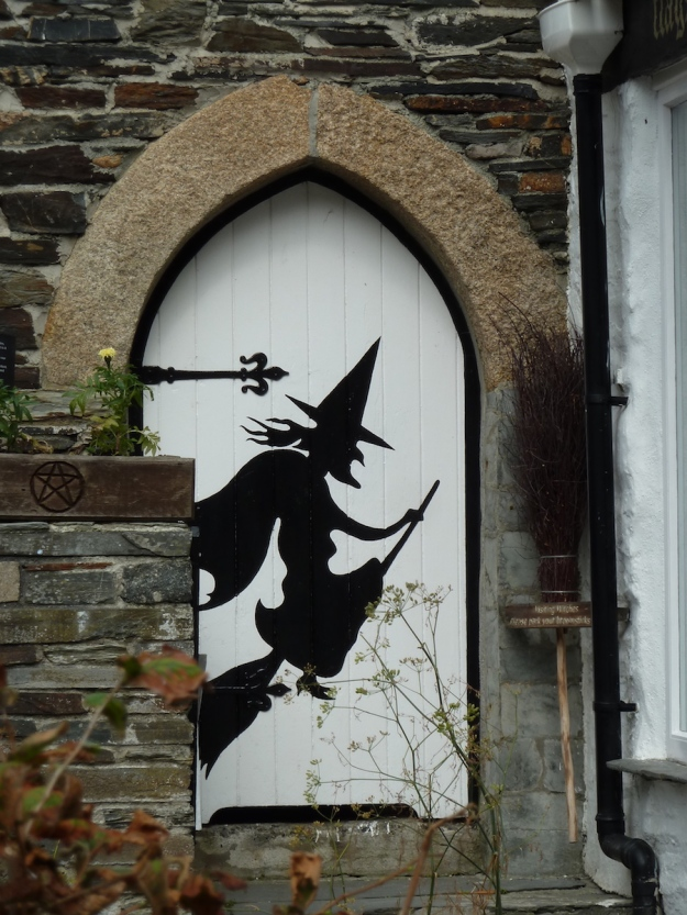 Witch door?