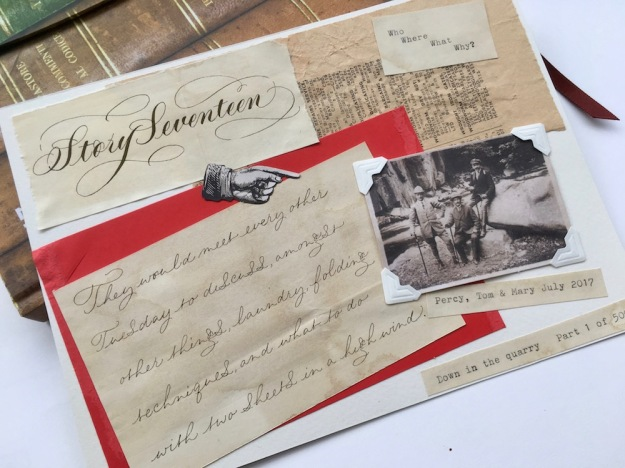 collage-with-calligraphy-story-postcard-thingy-uk