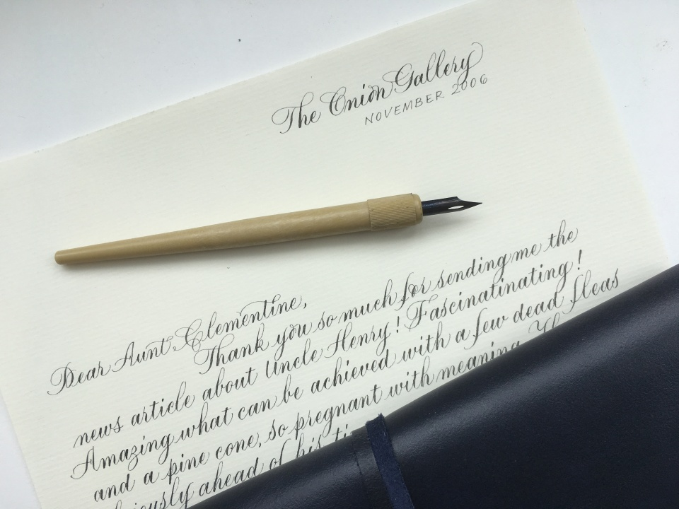 copperplate-calligraphy-on-crown-mill-paper-letter-writing-project-uk