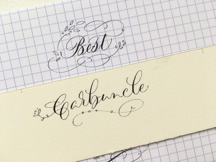 doodles-and-calligraphy-flourishing