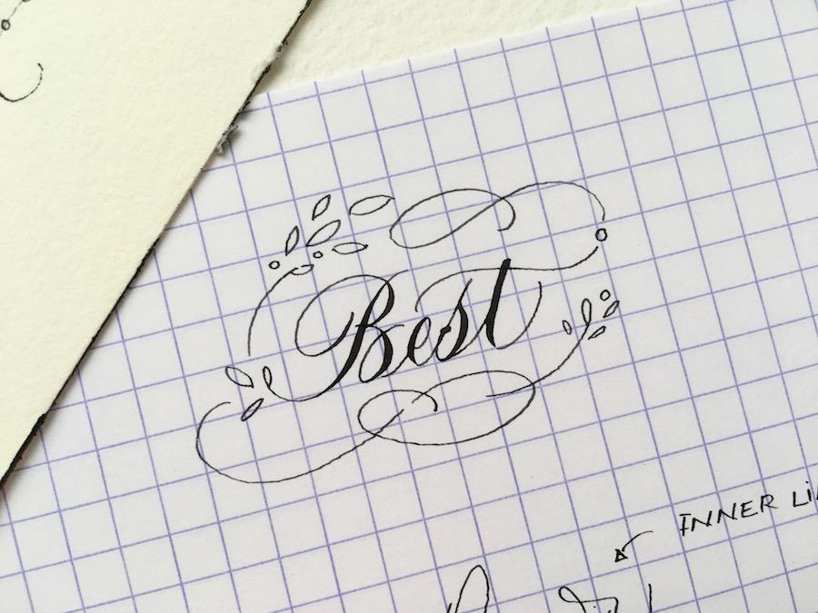 best-doodling-for-calligraphy-flourishing-uk