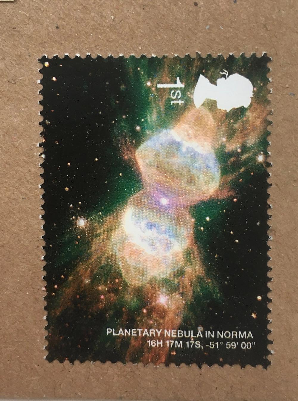 vintage 1st class stamp uk