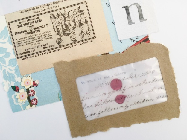 detail-of-collage-using-both-new-and-old-paper-uk