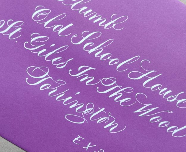 close-up-of-white-calligraphy-on-coloured-envelope-uk