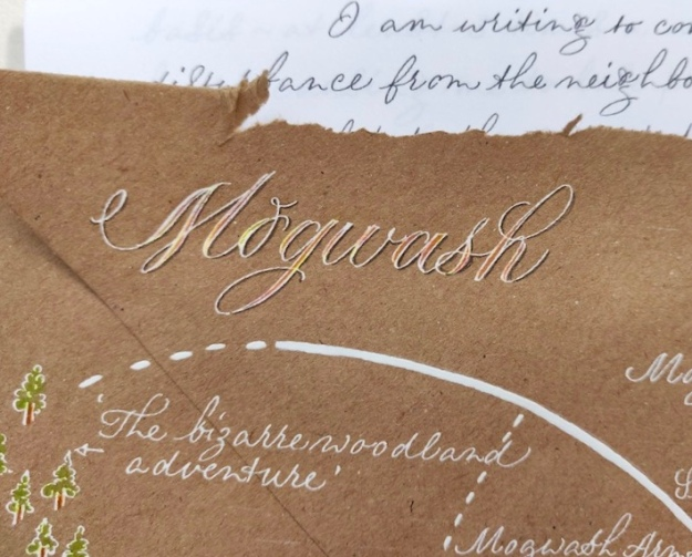 calligraphy-title-on-map-uk